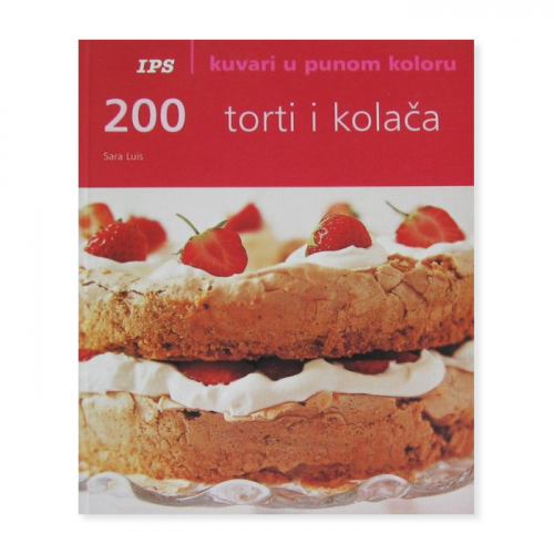 200 torti i kolača