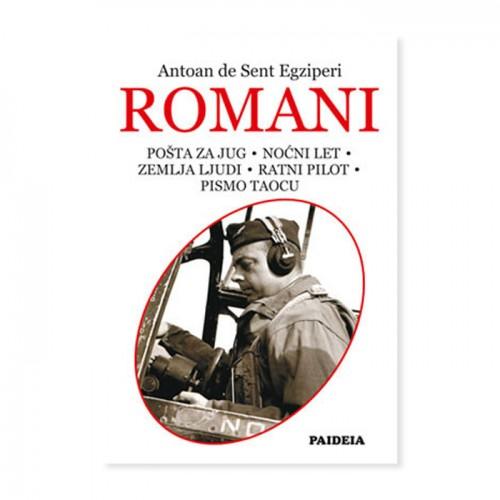 Romani – Antoan De Sent Egziperi