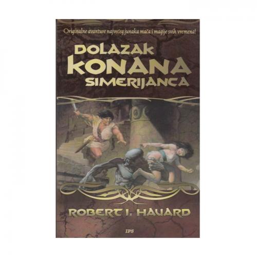 Dolazak Konana Simerijanca – Robert I. Hauard