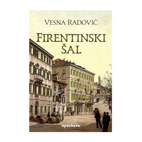 Firentinski šal – Vesna Radović
