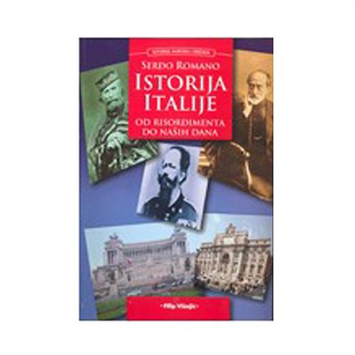 Istorija Italije – Serđo Romano