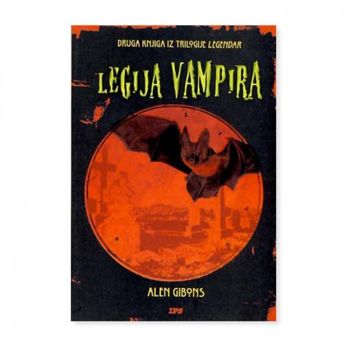 Legija vampira – Alan Gibons