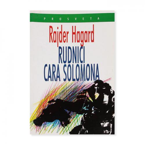 Rudnici cara Solomona – Rajder Hagard