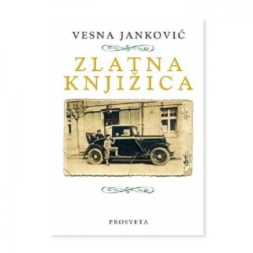 Zlatna knjižica – Vesna Janković