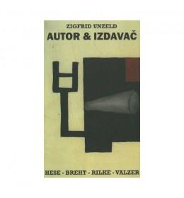 Autor & izdavač – Zigfrid Unzeld