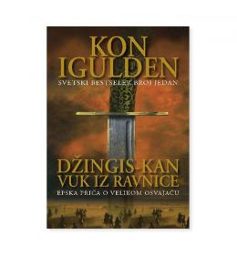 Džingis-kan: Vuk iz ravnice – Kon Igulden