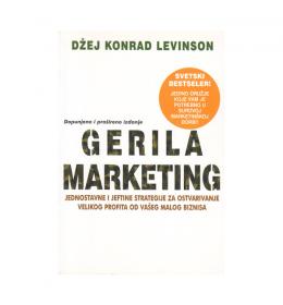 Gerila marketing – Džej Konrad Levinson