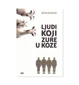 Ljudi koji zure u koze – Džon Ronson