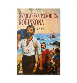 Švajcarska porodica Robinzona – Johan David Vis