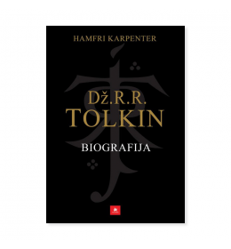 Dž. R. R. Tolkin biografija – Hamfri Karpenter