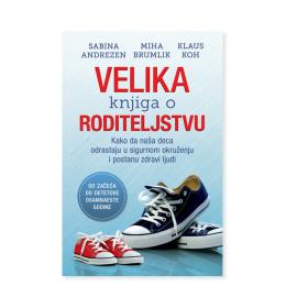 Velika knjiga o roditeljstvu – Sabrina Andrezen